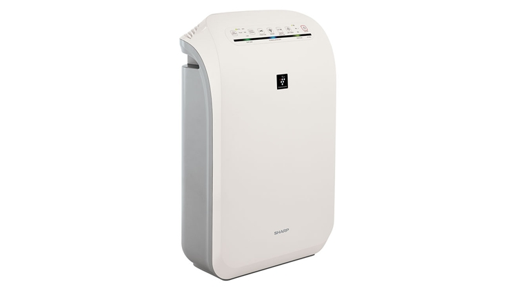 Model: FP-F60UW | Sharp Appliances HEPA AIR PURIFIER WITH PLASMACLUSTER ION TECHNOLOGY