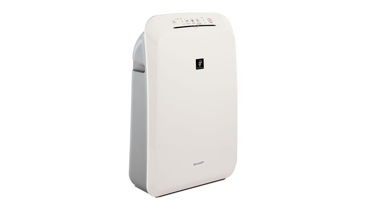 Model: FP-F50UW | Sharp Appliances HEPA AIR PURIFIER WITH PLASMACLUSTER ION TECHNOLOGY