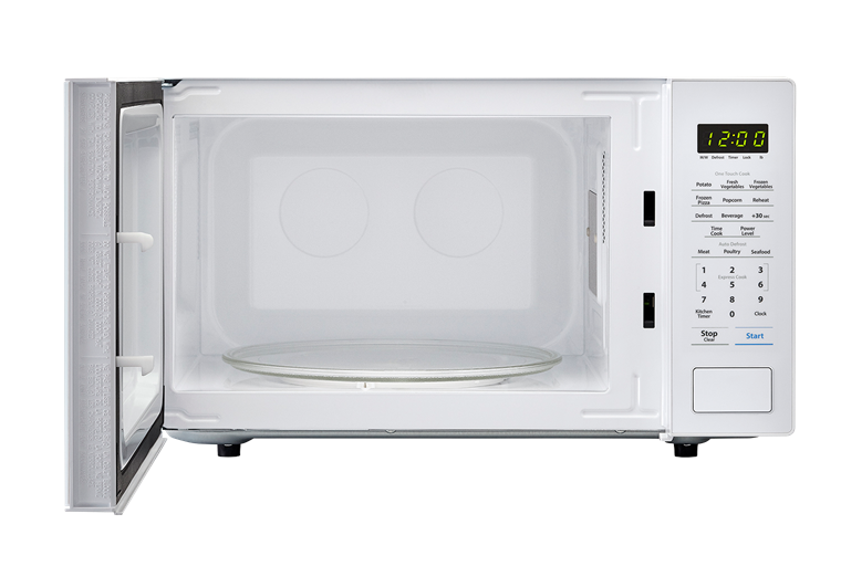 Model: SMC1131CW | SHARP CAROUSEL COUNTERTOP MICROWAVE OVEN 1.1 CU. FT. 1000W WHITE