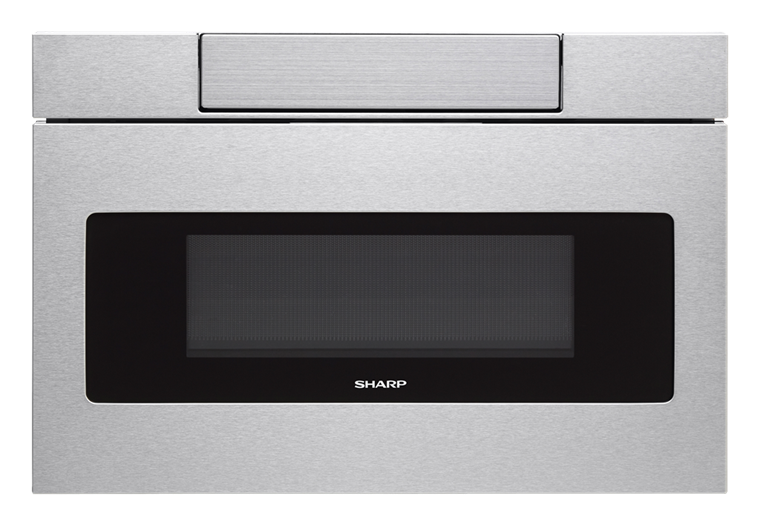 24 IN. 1.2 CU. FT. 1000W SHARP STAINLESS STEEL MICROWAVE DRAWER OVEN