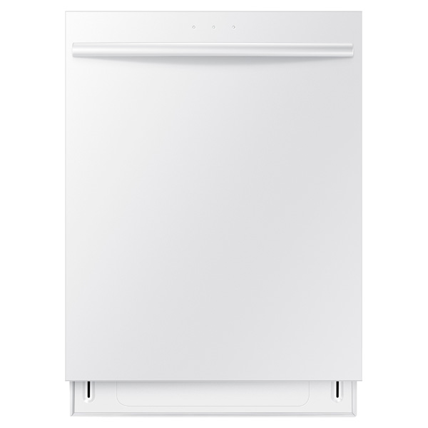 DW80F600 Top Control Dishwasher with Stainless Steel Tub (White)