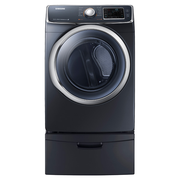 Samsung DV6300 7.5 cu. ft. Electric Front Load Dryer (Onyx)