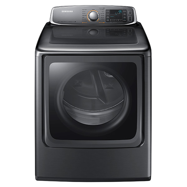 Samsung DV9000 9.5 cu. ft. Electric Front Load Dryer (Platinum)
