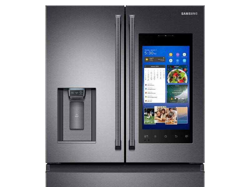 Samsung Rf23m8590sg 22 Cu Ft Capacity Counter Depth 4 Door