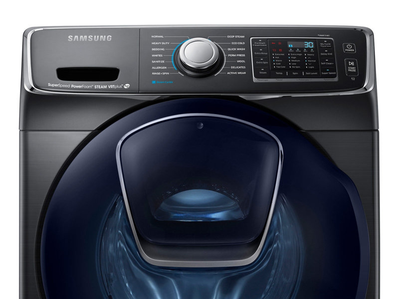 WF7500 5.0 cu. ft. AddWash™ Front Load Washer
