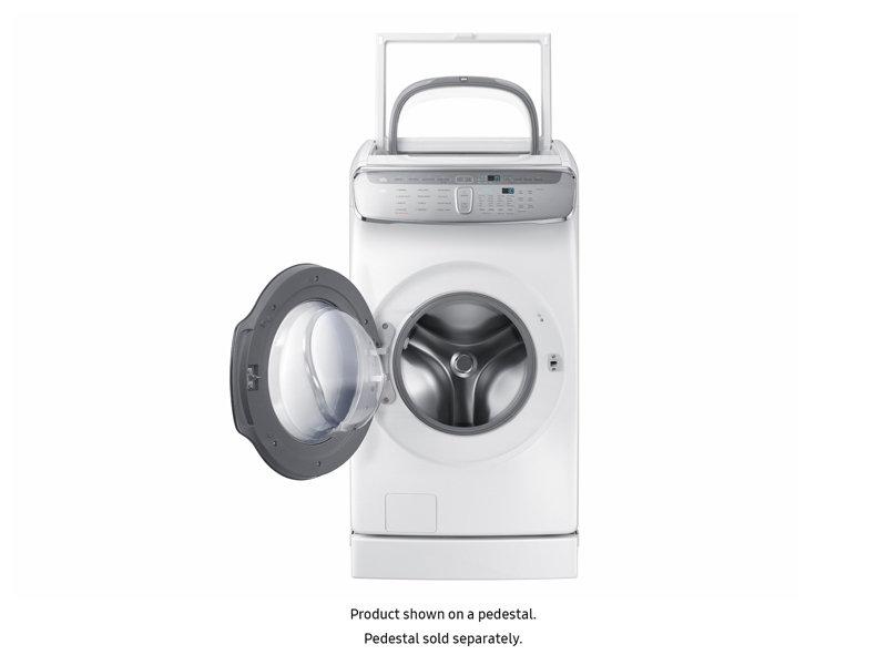 WV9900 6.0 Total cu. ft. FlexWash™ Washer