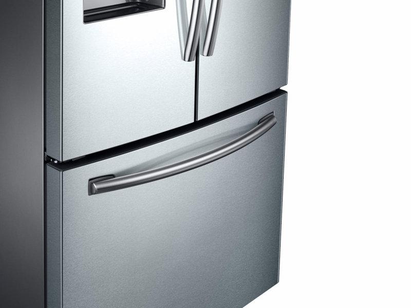 Samsung Rf26j7500sr 26 Cu Ft 3 Door French Door Refrigerator