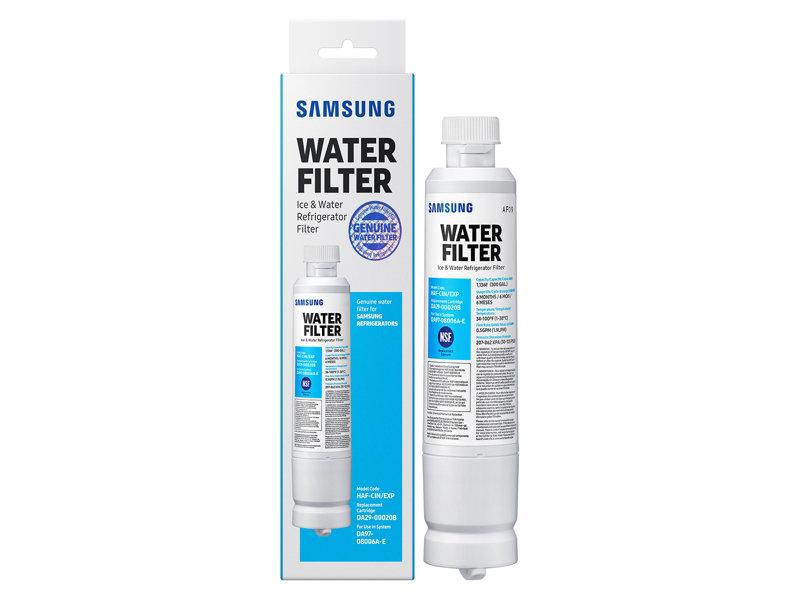 Model: HAFCIN | Samsung HAF-CIN Refrigerator Water Filter