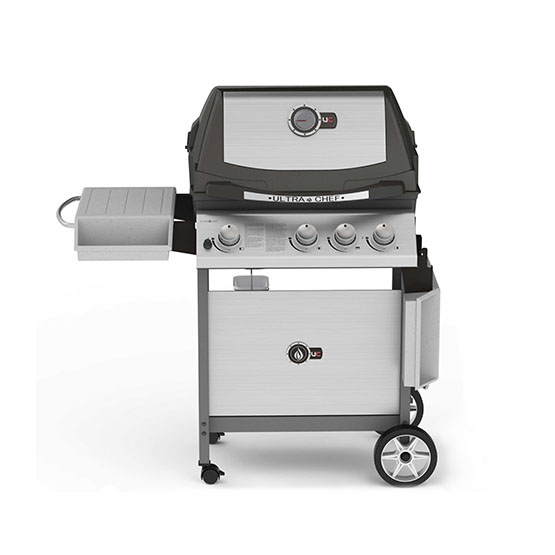 ULTRA CHEF 405 WITH REAR BURNER