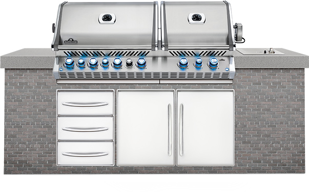 Built-In Prestige PRO™ 825 RBI  Stainless Steel