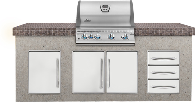 Built-In LEX 485 Stainless Steel