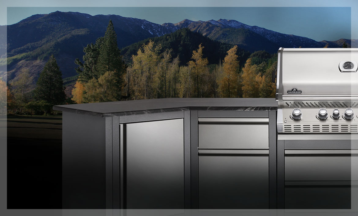 OASIS™ Outdoor Kitchens