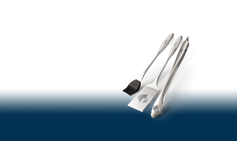 Napoleon PRO Stainless Steel 3 Piece Toolset