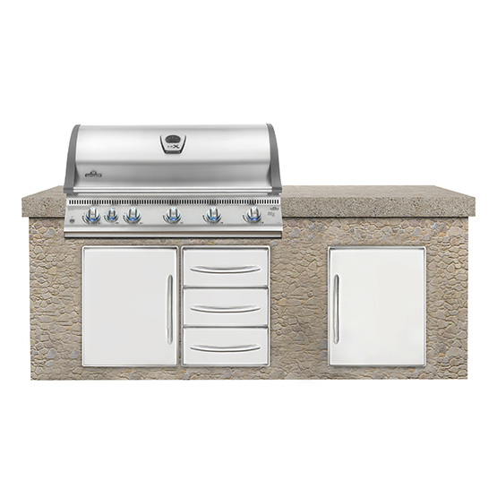 Built-In LEX 730 RBI  Stainless Steel