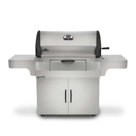 MIRAGE 605 CHARCOAL GRILL