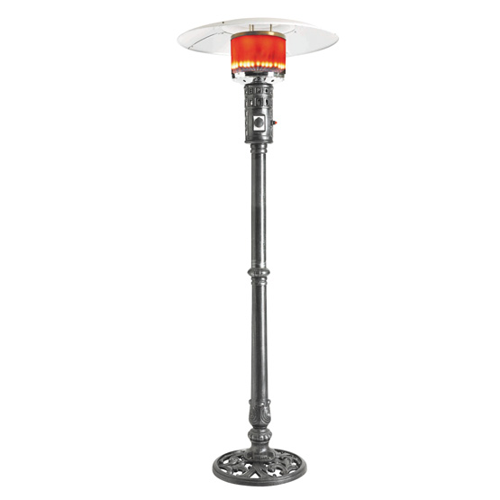 SKYFIRE 38 NATURAL GAS PATIO HEATER