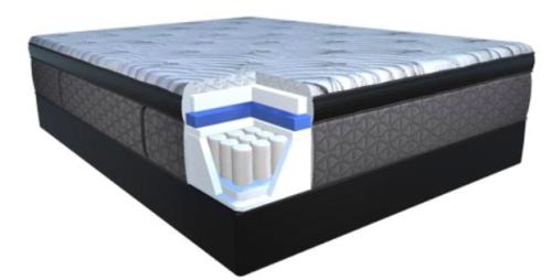 Model: ComfortCare Pillow Top-Twin Long   Pillow Top