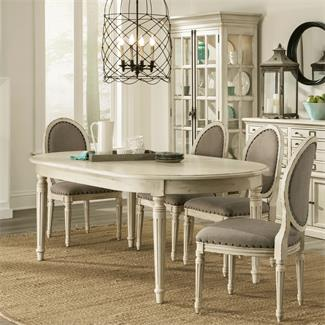 Huntleigh Oval Dining Table
