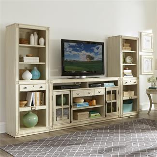 Huntleigh Wall-Entertainment Console