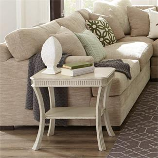 Huntleigh Rectangle Chairside Table