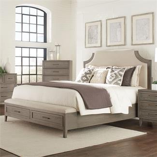 Prime Riverside 46182 Us Vogue Upholstered Bed With Storage Ibusinesslaw Wood Chair Design Ideas Ibusinesslaworg