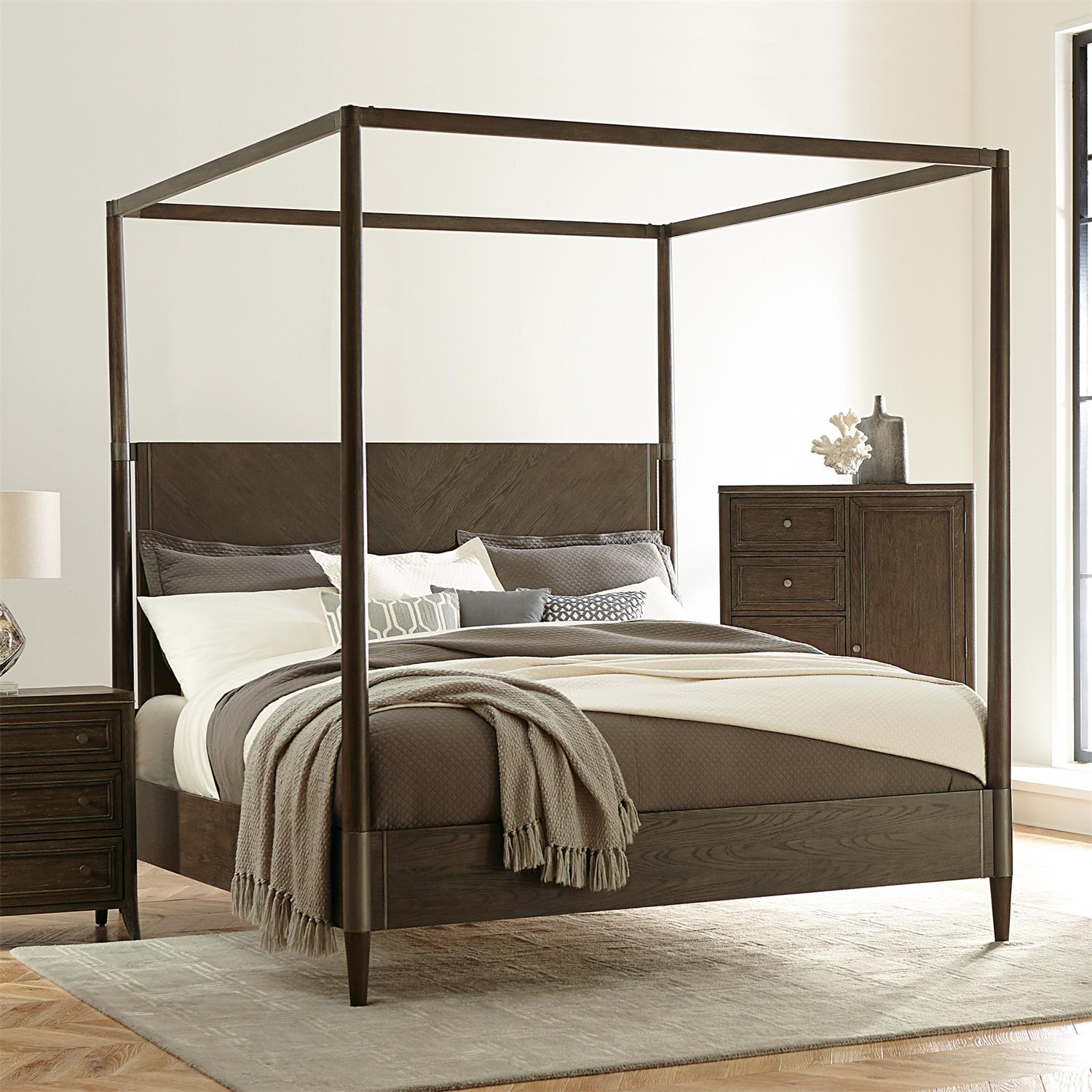 King Canopy Footboard