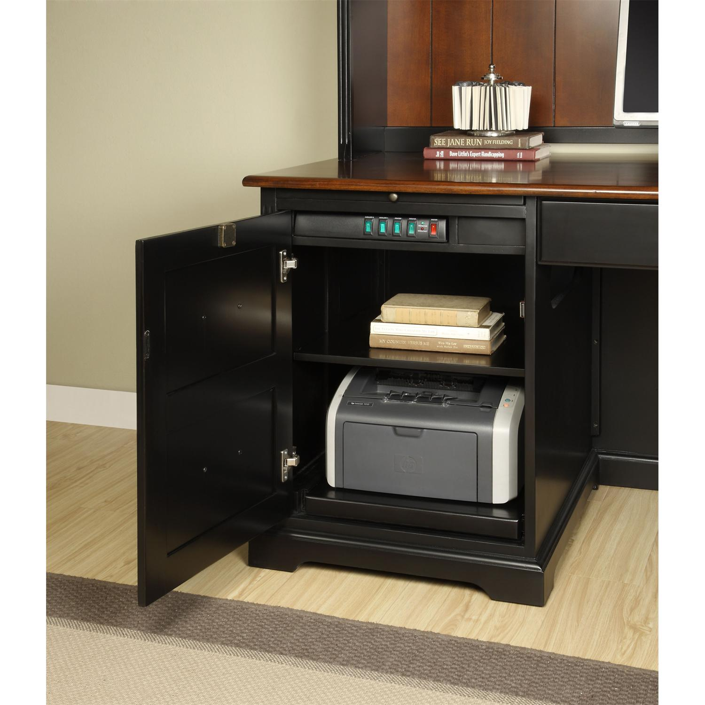 Model: 7130 | Riverside L Computer Workstation