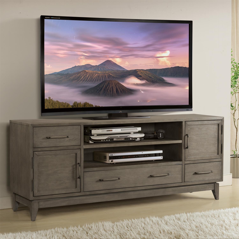 74-inch TV Console