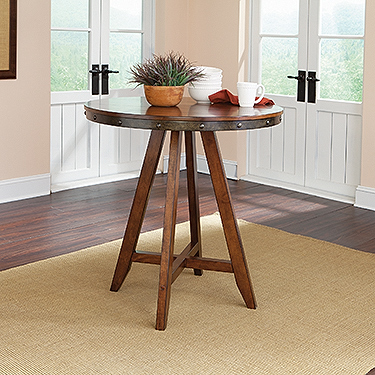Sauder Round Counter-Height Table