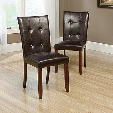 Sauder Parsons Chair (set of 2)