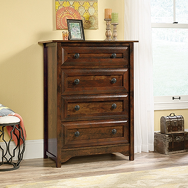 Sauder 4-Drawer Chest