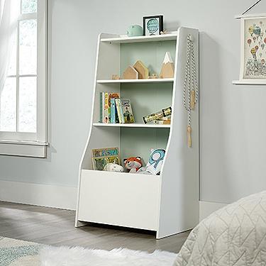 Sauder Bin Bookcase