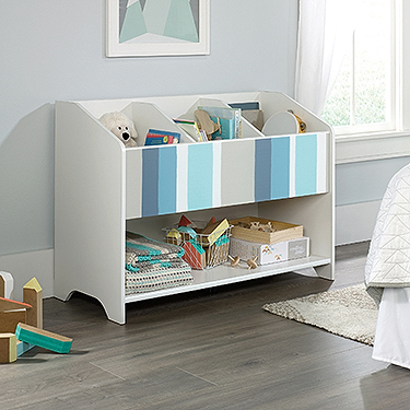 Sauder Bookcase/Footboard