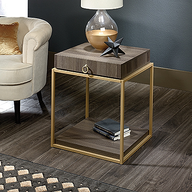 Sauder Side Table