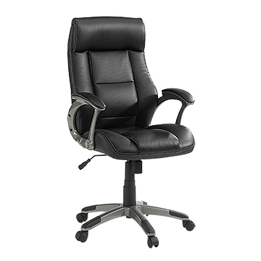 Sauder Leather Managers Chair