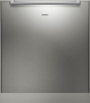 Stainless steel-backed full glass door for Euro Tub dishwashers