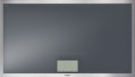 Gaggenau  Full surface induction cooktop Stainless steel frame Width 36""