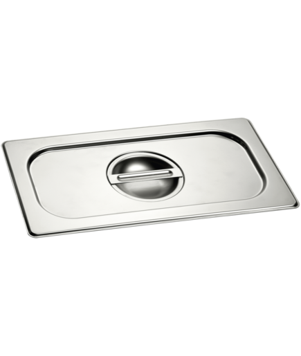 Half Size Stainless Steel Lid