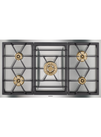 Vario gas cooktop 400 series