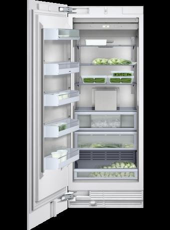 Freezer column