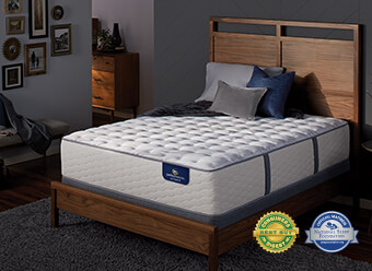 Model: 500707143FM | Serta Full Mattress