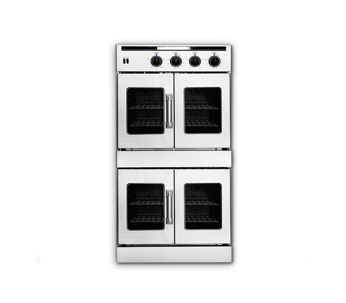 "American Range 30"" LEGACY FRENCH DOOR DOUBLE DECK WALL OVEN"