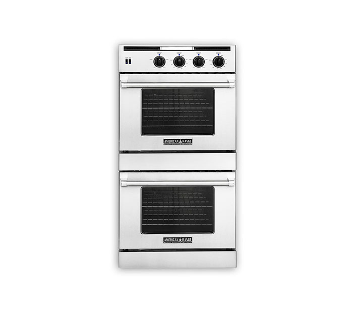 "American Range 30"" LEGACY CHEF DOOR DOUBLE DECK WALL OVEN"