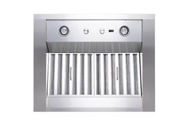 """Model: WP28M30SB   Best Classico - 30"""" Stainless Steel Pro-Style Range Hood with internal/external blower options"""