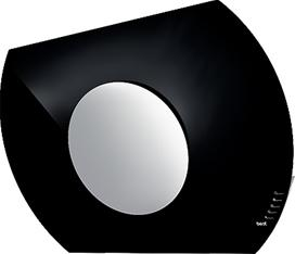 Sun - WC43I80B - Black Glass