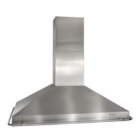 "Best 51-1/2"" - Stainless Steel Range Hood with External Blower Options"