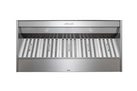 "Best 48"" Stainless Steel Built-In Range Hood for use with External Blower Options"