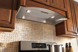 "Model: P195ES52SB | Best 20-1/2"" Stainless Steel Built-In Hood with Internal Blower"