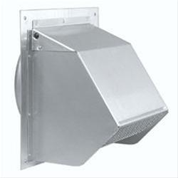 "Best Fresh Air Inlet Wall Cap for 6"" Round Duct for Range Hoods"