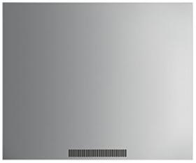 Smeg 29 1/2 Stainless Steel Backsplash